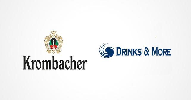Krombacher Drinks & More Logos