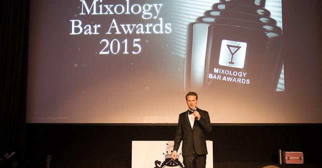 Mixology Bar Awards 2015