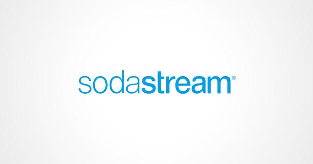 SodaStream Logo neu