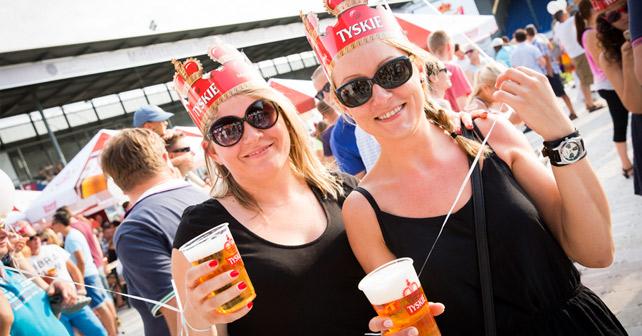 Tyskie Sommerfest Leverkusen