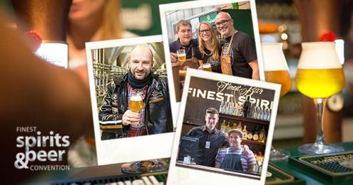 Finest Spirits & Beer Teaser