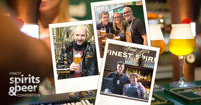 Finest Spirits & Beer Teaser