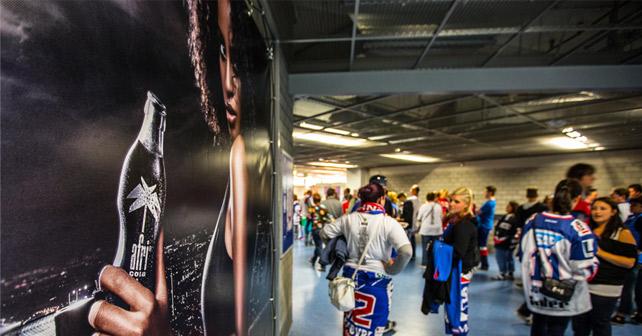 afri Kampagne SAP Arena