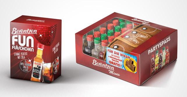 Berentzen Fun Minis