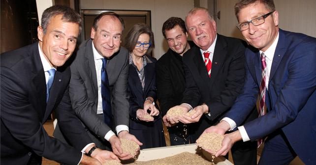 Brauerei Glaab Eröffnung