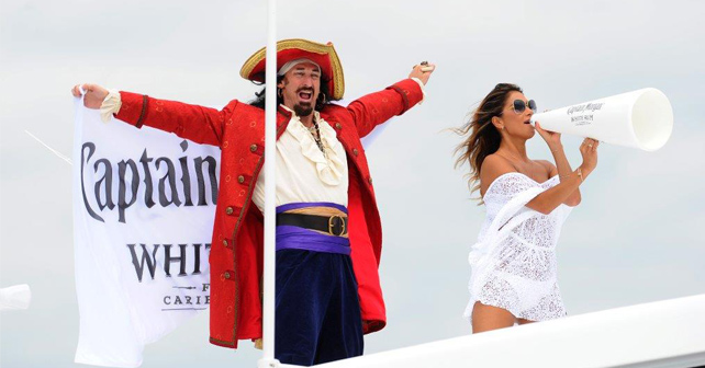 Captain Morgan Nicole Scherzinger