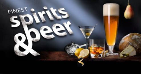 Finest Spirits & Beer 2015 Teaser