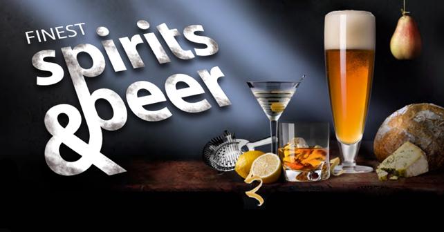 Finest Spirits & Beer 2015 Teaser