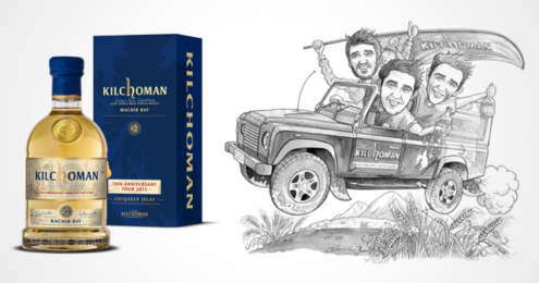 Kilchoman 10th Anniversary Tour