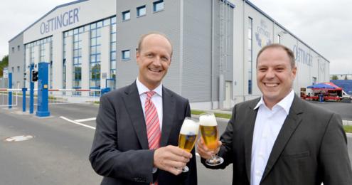 Oettinger Brauerei Gotha