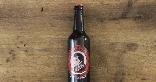Thomas Henry Spicy Ginger Limited Edition