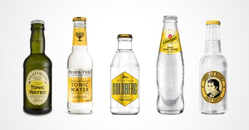 Tonic Water Tasting