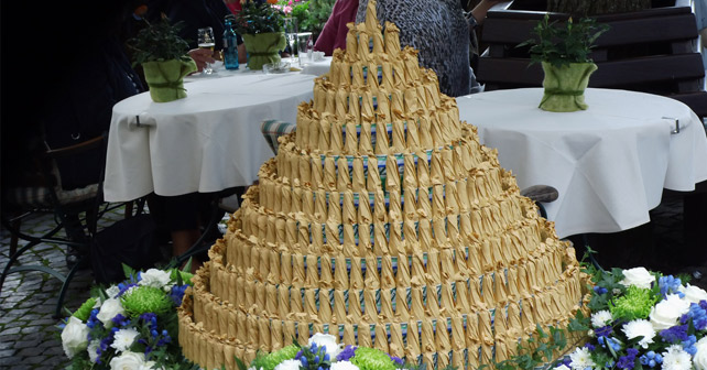 Underberg Pyramide