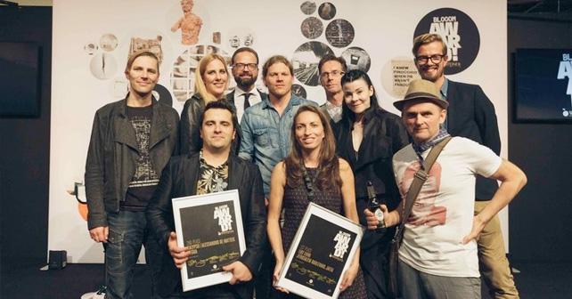 Warsteiner Blooom Award 2015 Gewinner