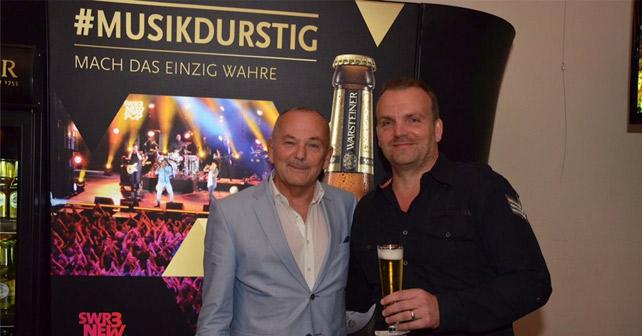 Warsteiner SWR3 New Pop Festival