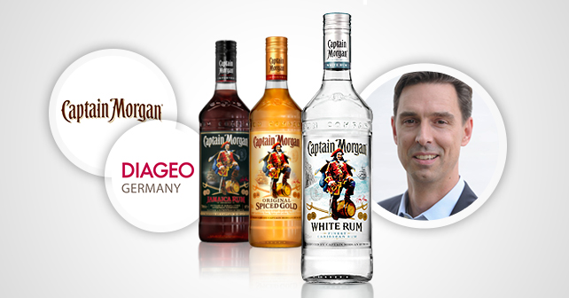 Captain Morgan White Rum Teaser