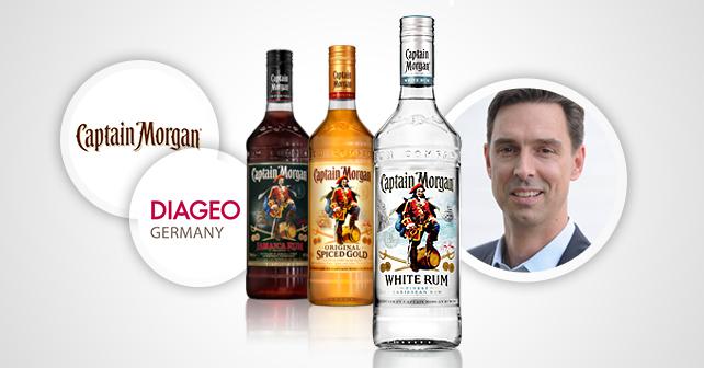 Captain Morgan White Rum Teaser