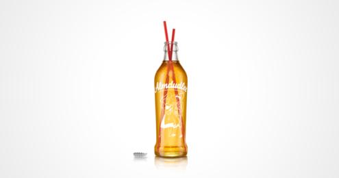Almdudler Original Glasflasche