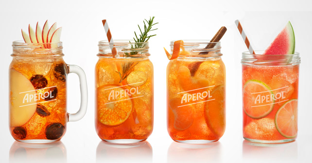 Aperol Bar-Trend 2015