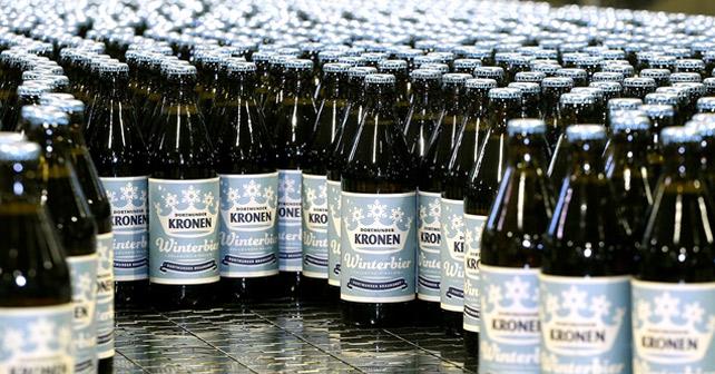 Dortmunder Kronen Winterbier