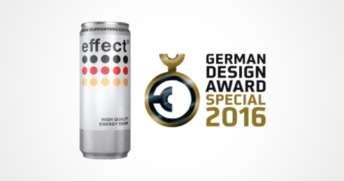effect® Supporters Edition German Design Award 2016