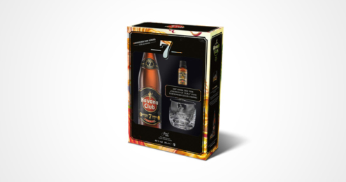 Havana Club 7 Weihnachtsedition