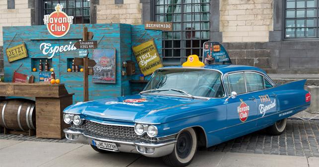 Havana Club Especial Kampagne