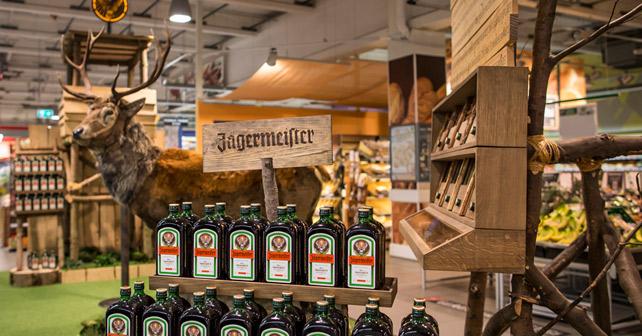 Jägermeister Waldeslichtung LEH
