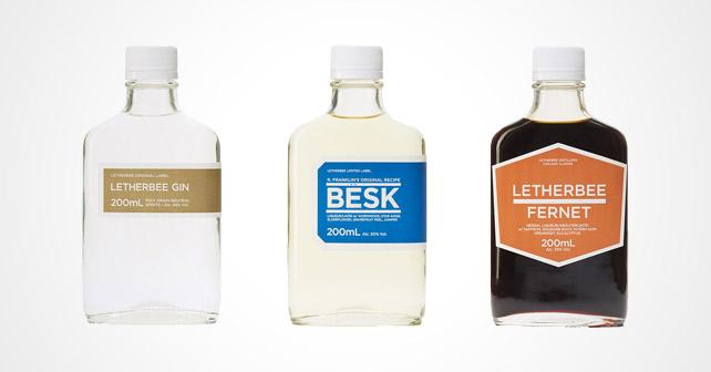 Letherbee Distillers Produkte