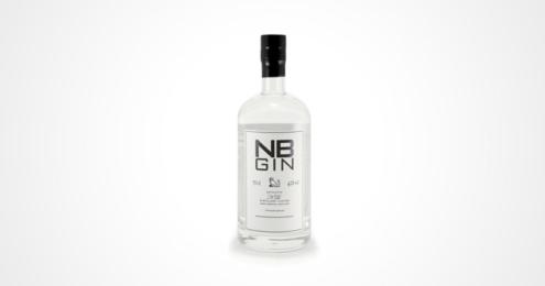 NB Gin Flasche