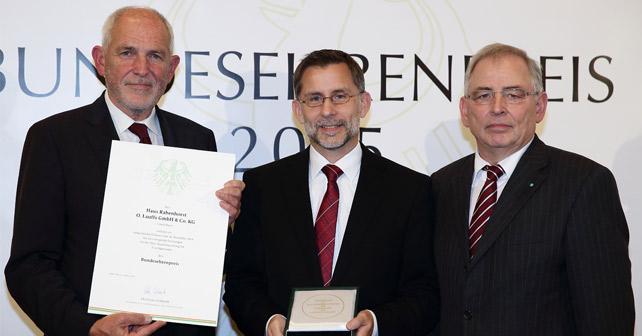 Rabenhorst Bundesehrenpreis 2016