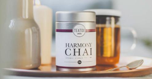 TEATOX Harmony Chai Bio Tee