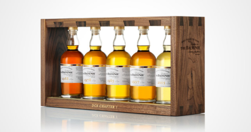 The Balvenie David Stewarts Chapter One