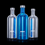 Absolut Vodka Limited Edition Electrik
