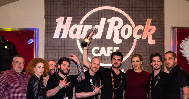 BARocker Hard Rock Café Gewinner