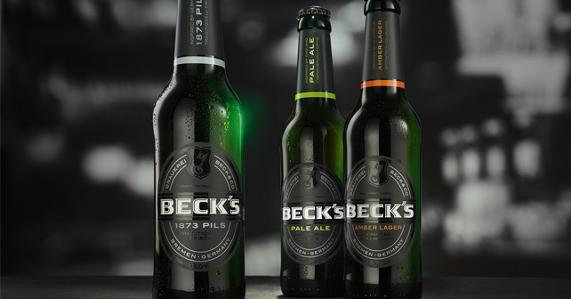 Beck's Pale Ale Amber Lager 1873 Pils