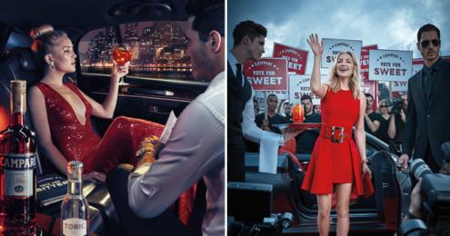 Campari Kalender 2016 Kate Hudson