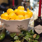 Hendrick's Gin Punch Workshop