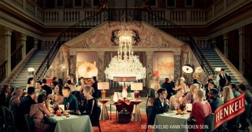 Henkell Gala-Dinner