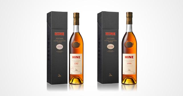 Hine Vintage Cognacs
