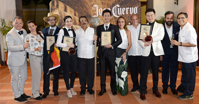 Jose Cuervo Don of Tequila 2015 Gewinner