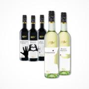 Käfer Weine Etiketten Relaunch