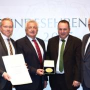 Lauffener Weingärtner Bundesehrenpreis 2015