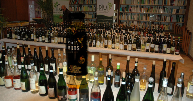 PIWI Internationaler Weinpreis 2015