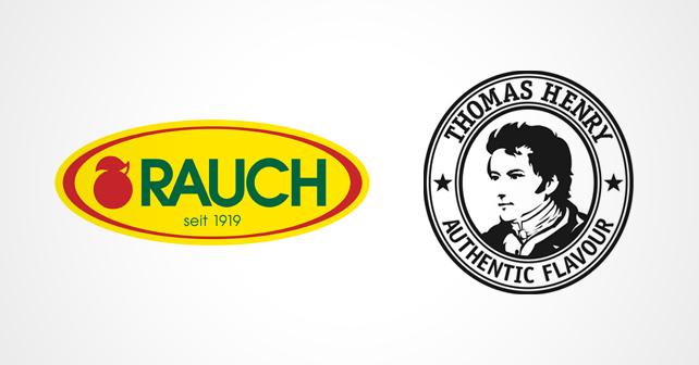 Rauch Thomas Henry Logos