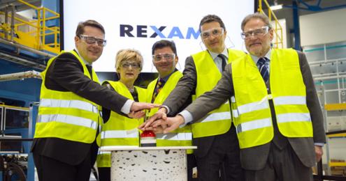 Rexam Eröffnung Werk Schweiz