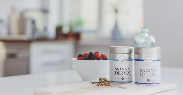 TEATOX Skinny Detox