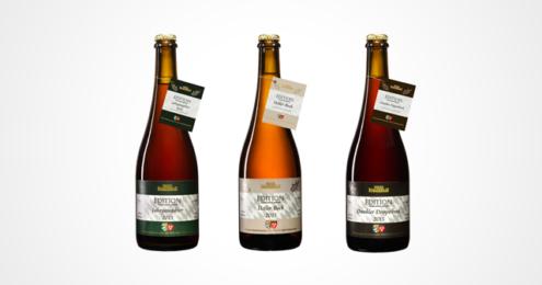 Alpenbrauerei Gourmetbiere 2015