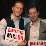 Beefeater MIXLDN 2015 Gewinner