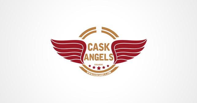 CaskAngels Rum Logo